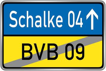 Schalke->BVB
