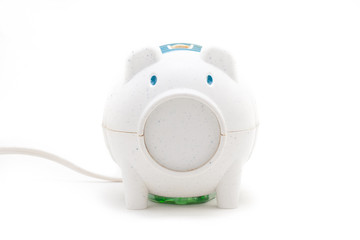 Japanese electric pig-shaped mosquito fogger device