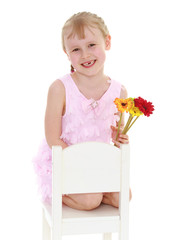 Photo in kindergarten