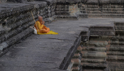 Angkor Meditation