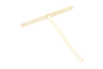 ice cream stick wood