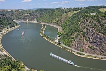 Rhein an der Loreley - Bild 1