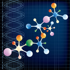 molecules blueprint