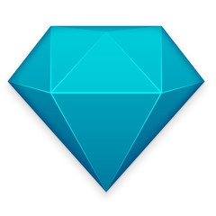 Diamond Symbol (easy color change)