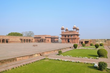 Fatehpur complex