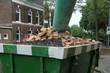 Loaded dumpster - 67039102
