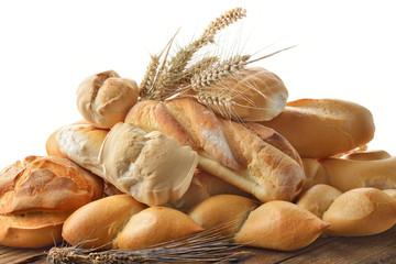 pane e spighe orizzontale