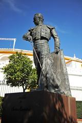 Matador, Bullring, Maestranza, Seville, Spain