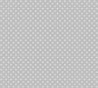 canvas print picture - Hintergrund - Weiße Pünktchen auf grau