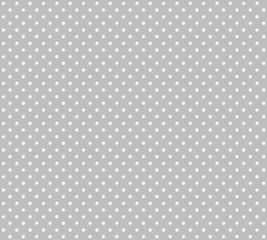 Hintergrund - Weiße Pünktchen auf grau