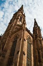 Temple protestant de Mulhouse - Alsace - France