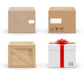 Boîtes vectorielles 1