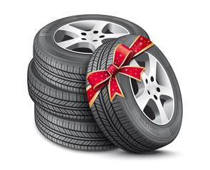 promotion pneu gratuit