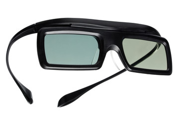 Active shutter glasses