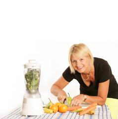 Gesunde Ernährung mit Obst