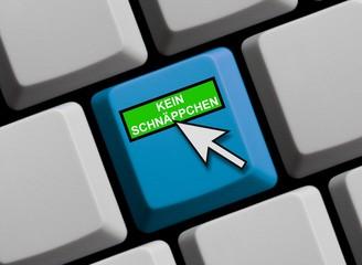Tastatur blau: Vorsicht, kein Schnäppchen