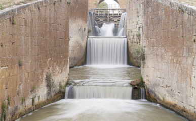 channel of Castile, spain