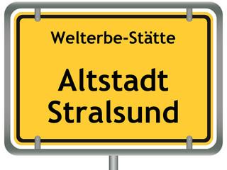 Welterbe-Stätte Altstadt Stralsund