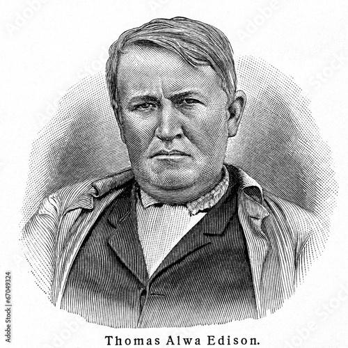 Thomas Alva Edison - 67049324