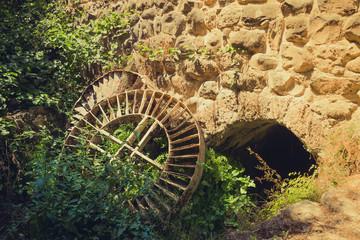 Tel Dan mill
