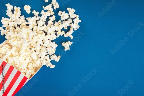 Fototapeta Popcorn