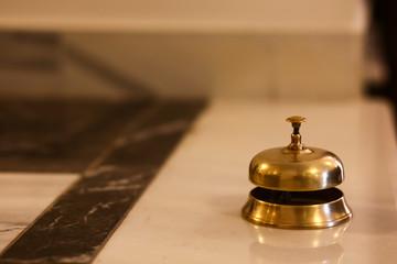 Campanello hotel ricevimento