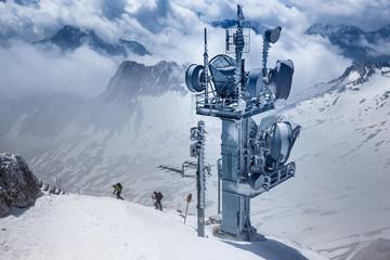 Wetterstation - Zugspitze