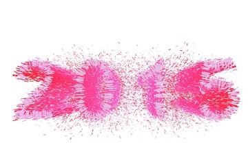 Roze explosie - 2015 komt er aan