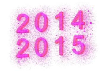 2014 2015 roze feest