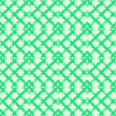 Vector abstract seamless pattern (texture) in soft green colors
