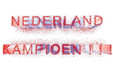 Nederland kampioen