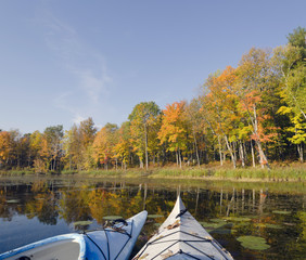 Autumn Kayaks