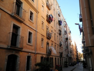 Barceloneta Unusual Buildings Barcelona