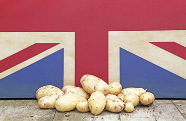 potatoes british