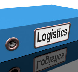 File Logistics Indicates Coordinate Folders And Analyze