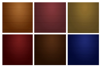 vary color horizontal line  wood wall texture