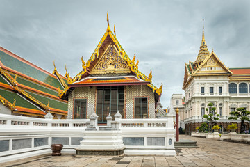 Grand Palace, Bangkok,The Dusitdaphirom Pavilion