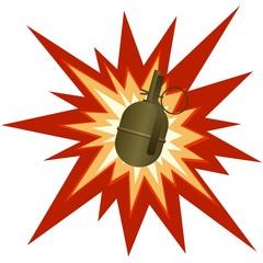 Assault grenade