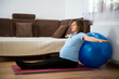 Exercise at pregnancy