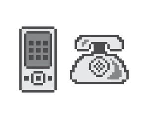 pixel object theme