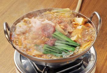 ゼラチン鍋と湯気-1