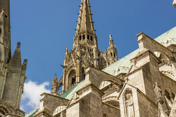 Cathedral of Our Lady of Chartres - France