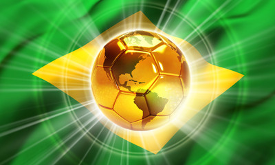 Brazil 2014 - Brasil champion of the world