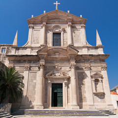 Jesuit Church of Dubrovnik