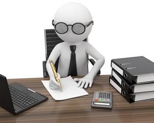 Buchhaltung Arbeitswillig