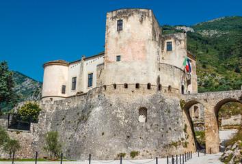 Venafro(IS) Castello Pandone -museo nazionale