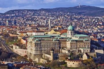 Buda Castle Budapest, Hungary