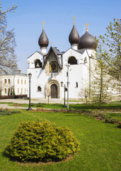 Martha and Mary Convent in Moscow, Russia