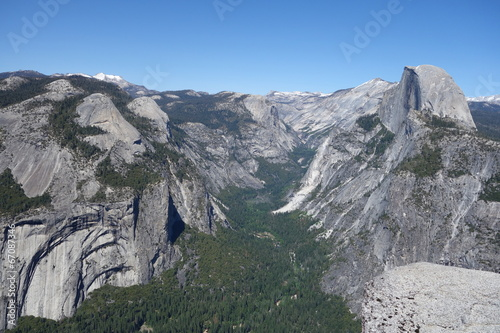 canvas print picture Yosemite Nationalpark