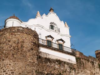 Zona histórica dew Plasencia, Cáceres,España